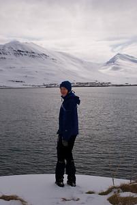 Annetta og Ólafsfjörður