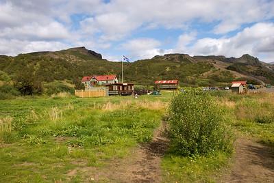 Skagfjörðsskáli Ferðafélagsins