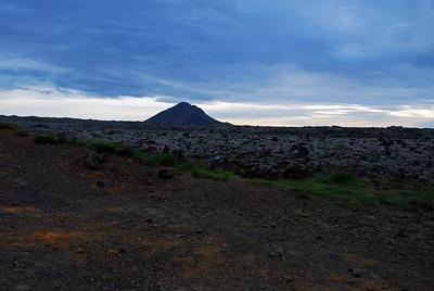 Keilir við upphaf ferðar