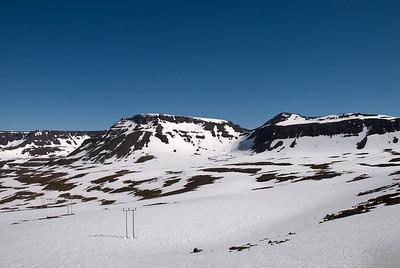 Fremstahvilft, Breiðafell, Þjófahvilft og Þjófar