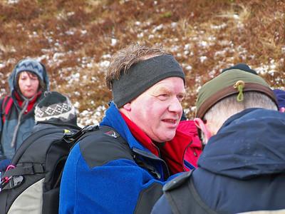 Fararstjórinn Sigurður Jóhannsson