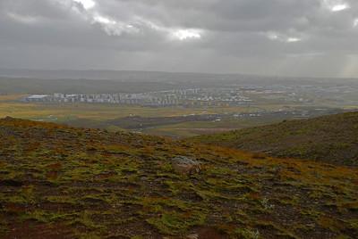Húsin við Úlfarsfell