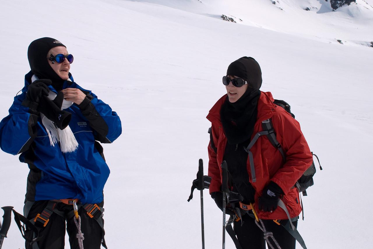 Aðalbjörg og Þorbjörg