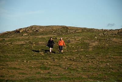Erna og Aðalbjörg
