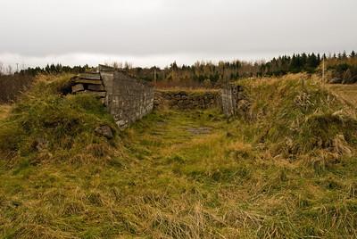 Gamalt bátaskýli við Elliðavatn?