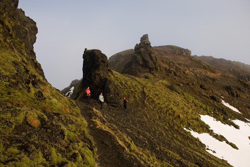 Foto de Hengill: Sleggjubeinadalur - Skeggi - Innstidalur