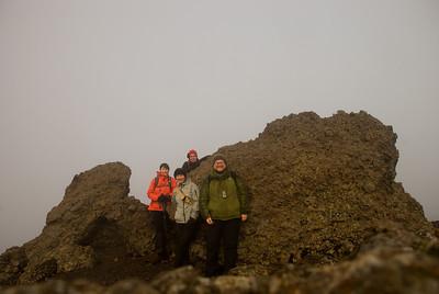 Þorbjörg, Álfhildur, Þorbjörg og Ingvi