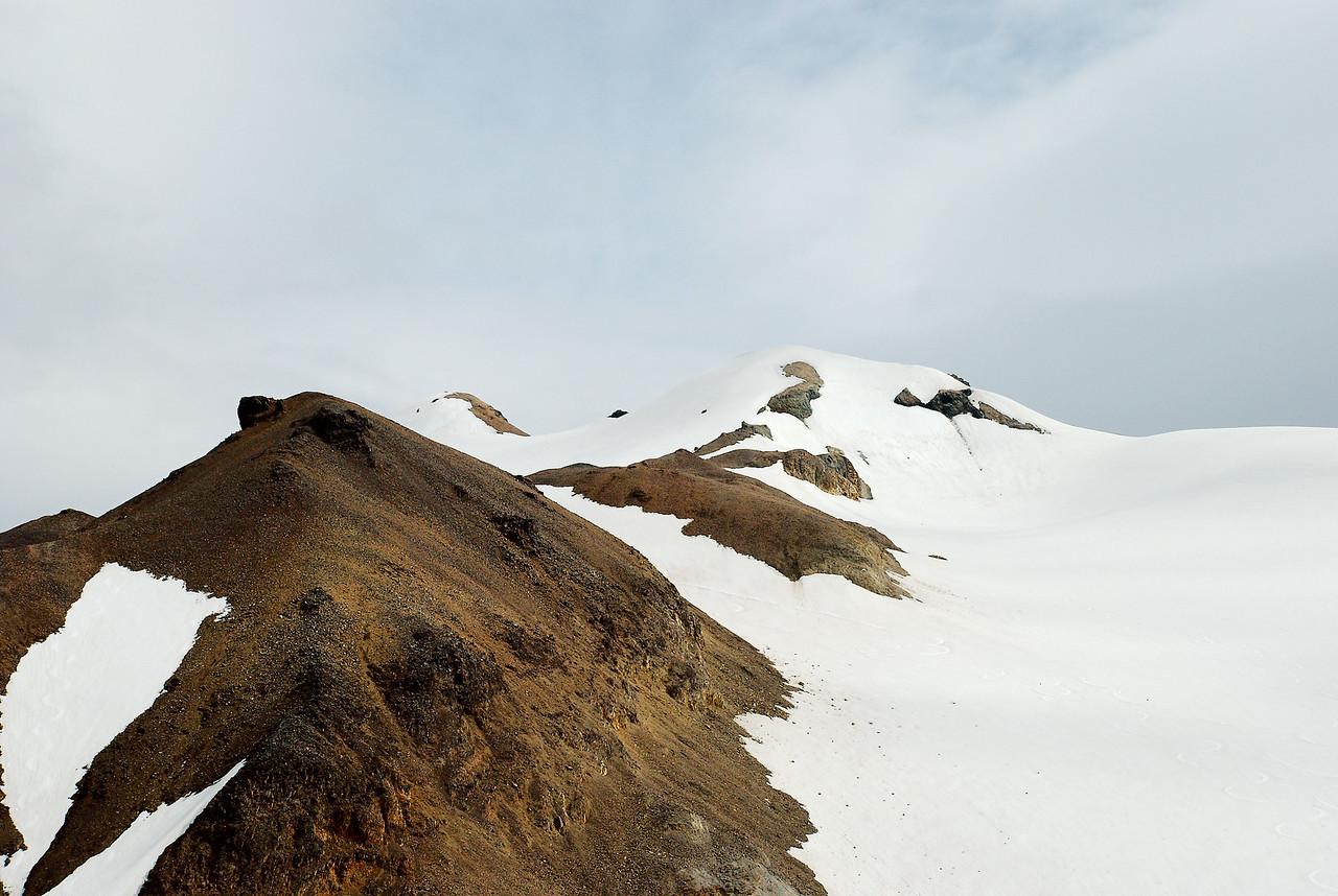 Snækollur og Hánýpur.