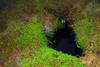 Gvendarbrunnur er bara lítil hola í grasbala á lítilli klapparhæð við Alfaraleið. Guðmundur góði Hólabiskup mun hafa blessað hana