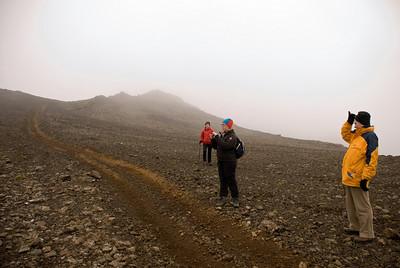 Þorbjörg, Erna og Jón