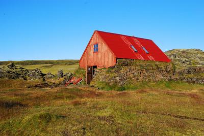 Skálinn við Álftavötn