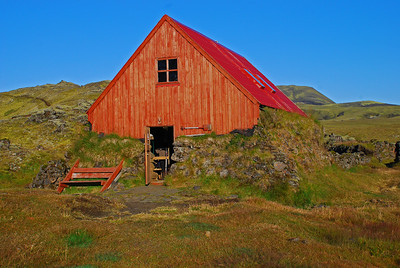 Skálinn við Álftavatn