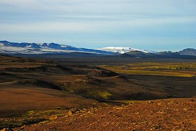Mælifellssandur - Mýrdalsjökull