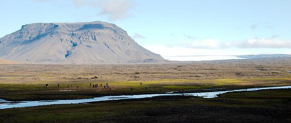 Hlöðufell og Högnhöfðahópurin
