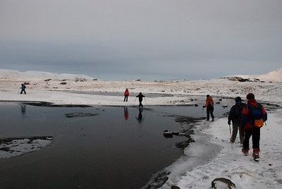 Gengið á vatni