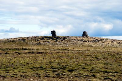 Síldarmannagötur - Vörður