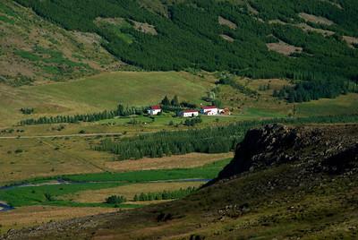Síldarmannagötur - Fitjar í Skorradal