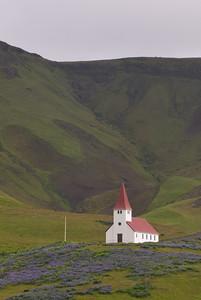 Kirkjan í Vík í Mýrdal