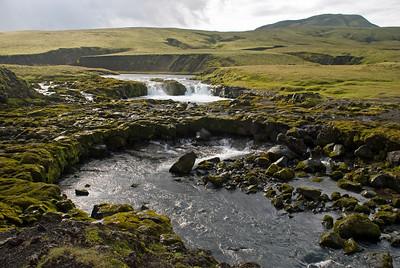 Hraunbrúin yfir Syðri-Ófæru