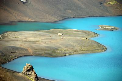 Veiðihúsið við Langasjó
