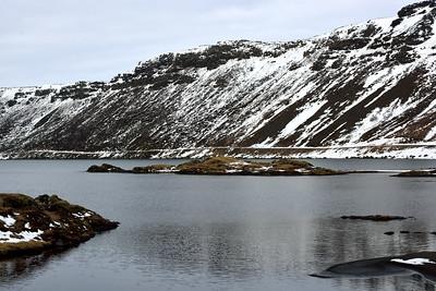 Í Hlíðarvatni