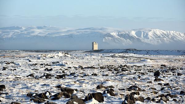 Hafnarnesviti í Þorlákshöfn