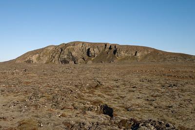Hagafellið framundan