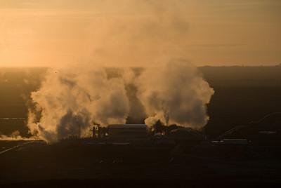 Hitaveita Suðurnesja í Svartsengi
