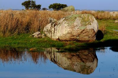 Sten vid vatten