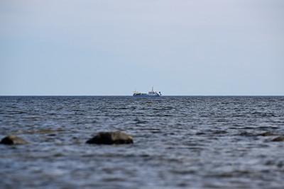 Fartyg i horisonten