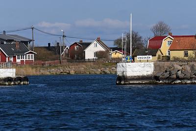 Hamnen på Ungskär