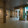 De kantine van het voormalige gebouw van de Rijksdienst voor het Oudheidkundig Bodemonderzoek, nu ingericht als expositieruimte.