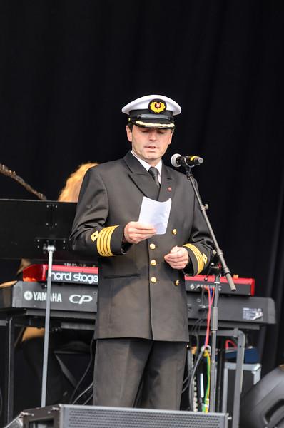 Hurtigruta 100 År (2 jul 2013)