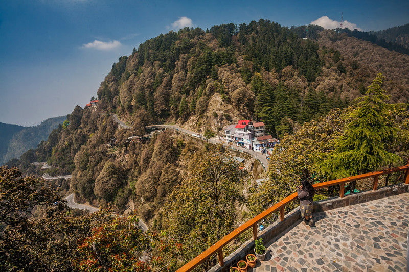 Rockvilla in Jabarkhet near Landour, Uttarakhand