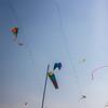 International kite flying event in Ahmedabad, Gujarat, India