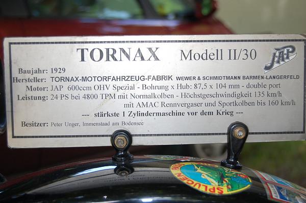 Tornax 600