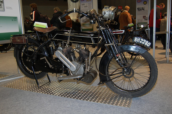 The Sunbeam V Twin