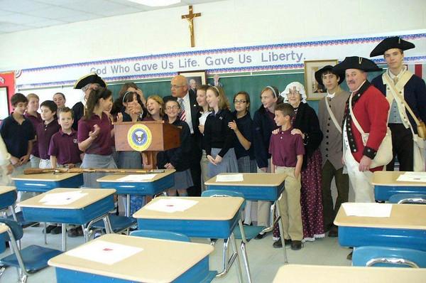 Uxbridge Public School - October 2010