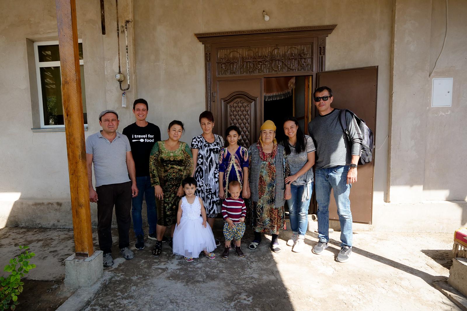 Travel guide Uzbekistan