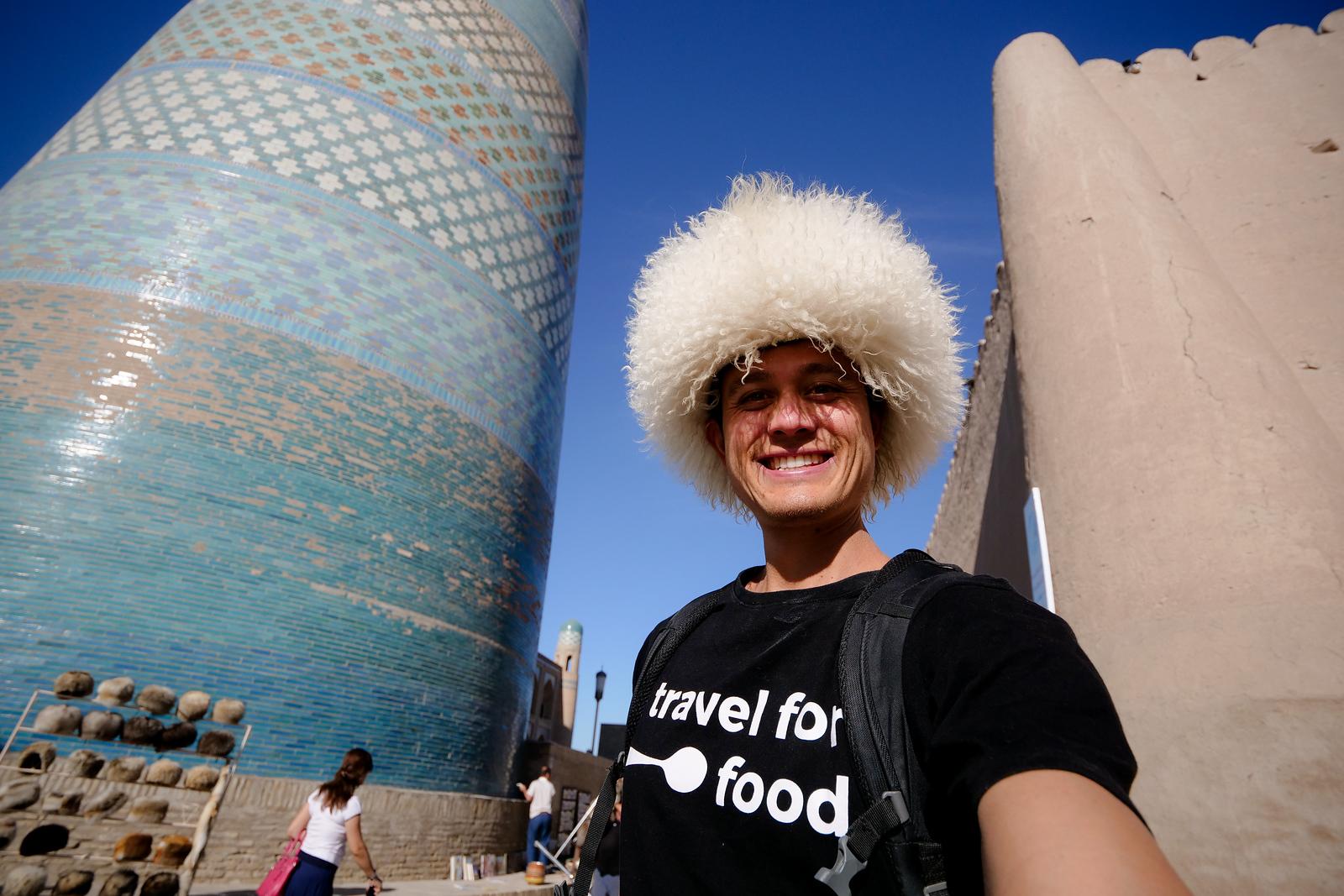 travel in Uzbekistan