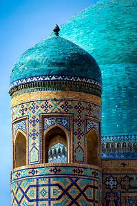 Registan Square (3 Madrasas & Mosk) Samarkand