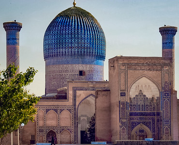 Gur-Emir- Tombs of Timur(Tamerlane) and family Samarkand