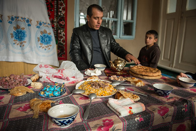 Breaking Bread Together, Uzbekistan