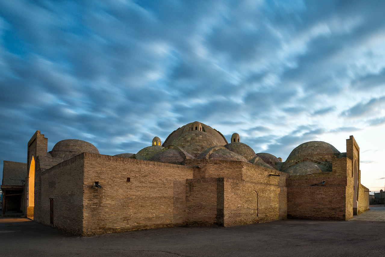 Early Morning Light, Bukhara Uzbekistan