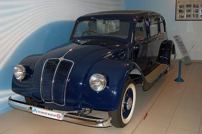 Technické muzeum Tatra Kopřivnice