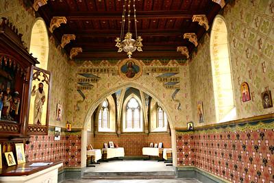 Velehrad - Kostel Zjevení Páně -  CYRILKA