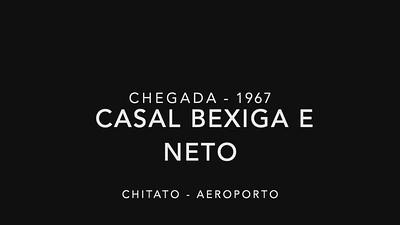 1967-Chegada a Angola