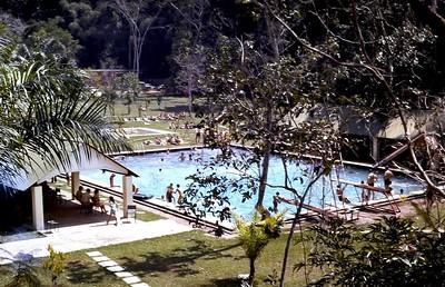 Piscina - principios de 70s