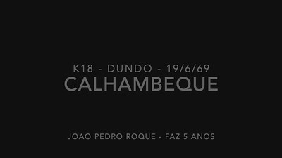 Calhambeque 5 anos JP