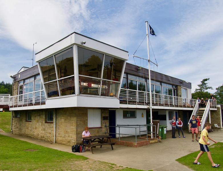 Scaling Dam Sailing Club